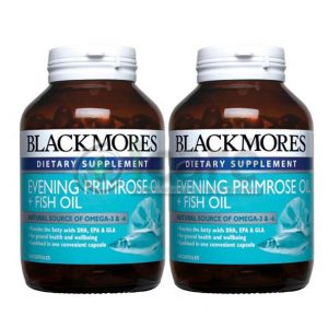 blackmore evening primerose+fish oil