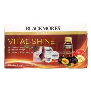 blackmores beauty vital shine 50ml x 12bottles