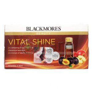 blackmores beauty vital shine 50ml x 12bottles