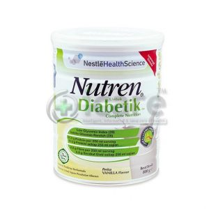 nutren diabetik 800g